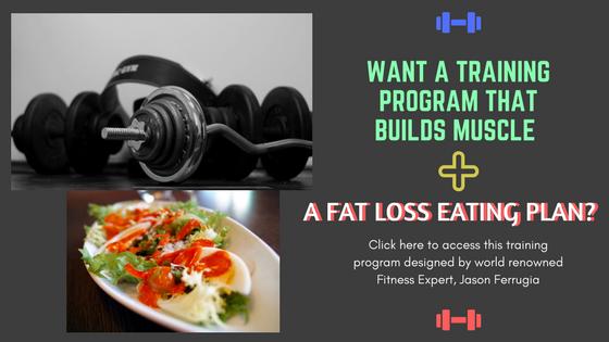 Fat Loss Eating Plan